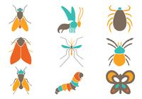 Colorful-insect-psd-pack-photoshop-psds