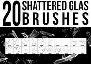 Shattered-glass-brushes