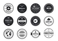 Holiday-badge-brushes-and-label-brush-pack