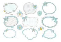 Cute-doodle-speech-bubble-brushes-pack