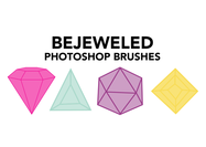 Bejeweled ps gem brosses