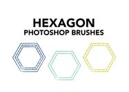 HEXAGON BRUSHES