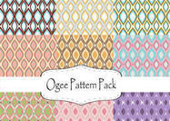 11 Ogee Patterns