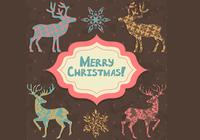 Patterned-christmas-card-background-pack-photoshop-backgrounds