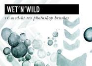 Wet'n'Wild WatercolorBrushes