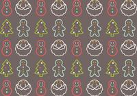Christmas Pattern PSD Pack
