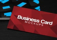High-contrast-business-card-psd-mockups