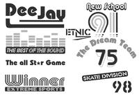 Skate und Urban Brushes Pack