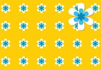 Flower Power Background Psd Pack