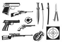 Weapons-brush-pack-photoshop-brushes