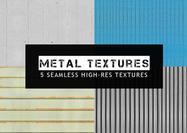 Textures en métal sans soudure