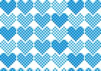 Pixel Heart Pattern Pack