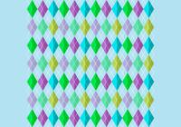 Bright Harlequin Background PSD