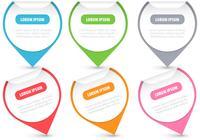Sticker pointeur lumineux PSD Pack