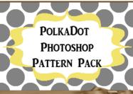 Polka Dot Muster