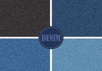 Denim textuur psd pack