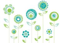 Retro Patterned flor PSDs