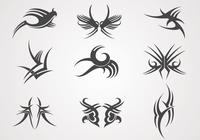 Tattoo-Designs Pinsel-Pack
