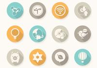Miscellaneous-circular-button-psds