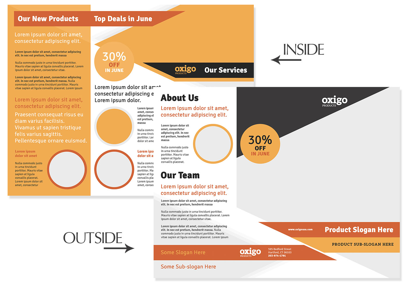 Trifold Brochure Psd Template Free Photoshop Brushes At Brusheezy