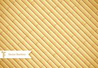 Bamboo Background PSD