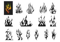Fire-flames-brushes