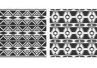 Native Navajo Patterns