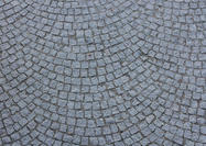Textura de pedra Cobble Fanned