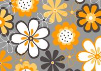 Spring Flowers Background PSD