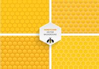Honeycomb-patterns