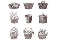 Drawn-wicker-baskets-brushes