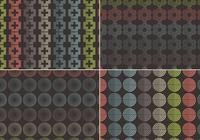 Abstrakt Seamless Patterns
