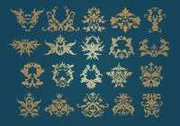 20-damask-brushes-pack