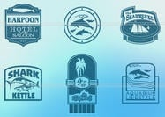 Mar y Ocean Tourism Label PSDs