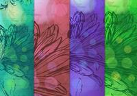 Vintage-bokeh-floral-backgrounds-psd