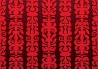 Native Red Background