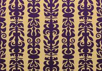Purple and Gold Native Background