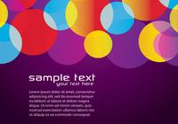 Purple Colorful Background Two PSD