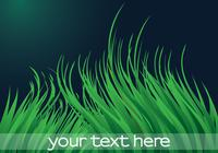Green Grass PSD Background