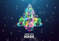 Glowing-abstract-christmas-tree-psd-photoshop-backgrounds