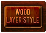 Wood-layer-styles