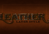 Leather Layer Styles