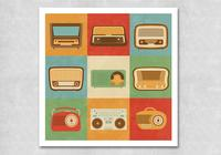 Retro-radio-psd-pack-photoshop-psds