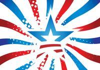 USA Starburst PSD