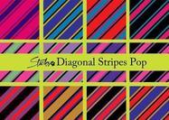 Diagonal-stripes-pattern-pop