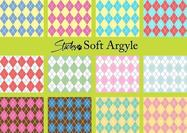 Soft Argyle Patterns