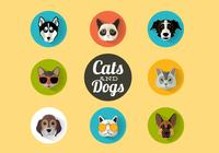Cats-and-dogs-portraits-psd-photoshop-psds