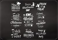 Tavlan Halloween Elements PSD
