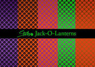 Jack-o-lantern-pattern-backgrounds