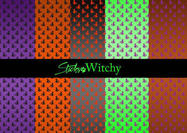 Witch-pattern-backgrounds